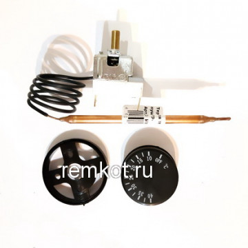 Термостат для тепловых пушек 10-40oС с ручкой max. мощность ТЭНа до 3,5кВт 100340