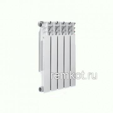 Радиатор алюминиевый 80/500 10 секций Optim RKRAL5-500810
