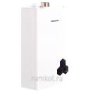 Газовый водонагреватель 10 л белый ВПГ 4-10 T Полу Турбо (с сенс.управлением) Mizudo