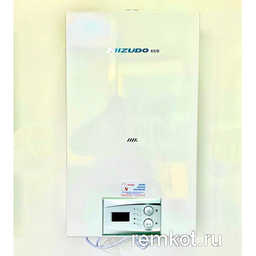 Газовый котел, настенный двухконт. турбо GB ECO M24H (24 кВт, 2 Т/O) MIZUDO